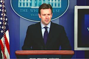 WATCH LIVE: White House Press Briefing – 4/27/15