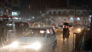 26 killed, over 100 injured due to rain & heavy storm in Pakistan