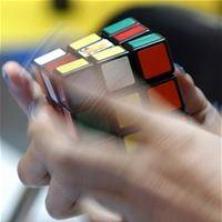 New Rubik's Cube Record: 5.25 Seconds